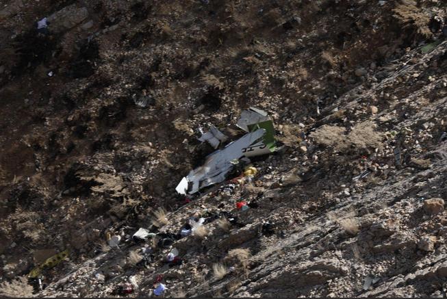 İran'daki korkunç kazadan ilk görüntüler geldi… 1