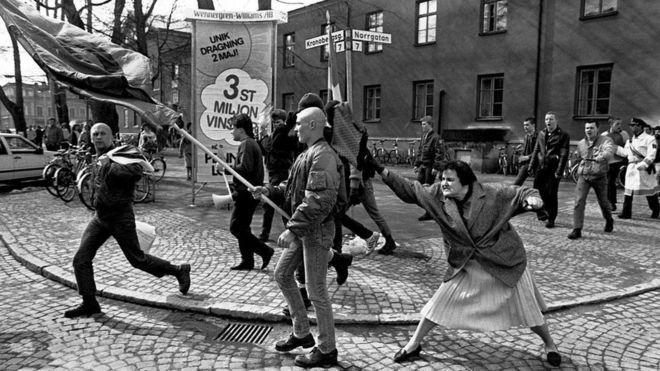 Dünyanın dört bir yanından fotoğraflarla, simgeleşen kadın protestocular 1