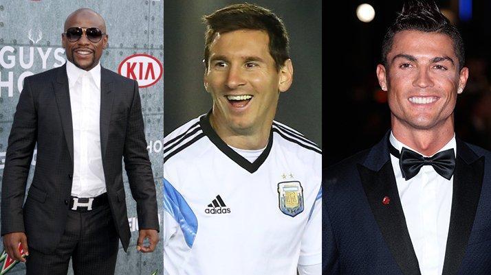 Dünyanın en çok kazanan sporcuları açıklandı! 1