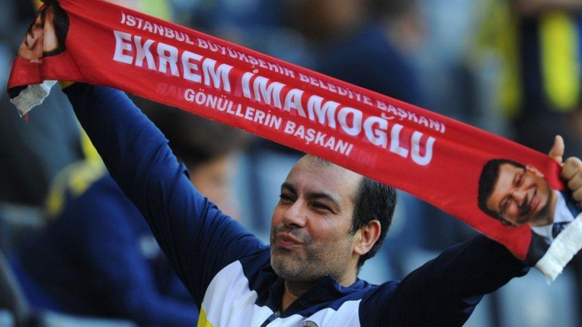 Fenerbahçe Galatasaray maçından renkli kareler