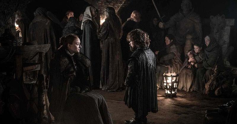 Game of Thrones 8. sezon 3. bölüme seyirciden tepki 1