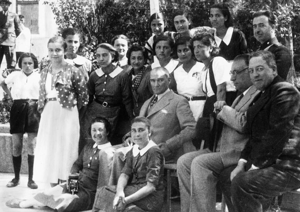 Genelkurmay arşivlerinden özel Atatürk fotoğrafları 1