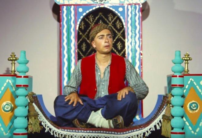 Türk sinemasının efsane karakteri Keloğlan, bakın şimdi nasıl gözüküyor! 1