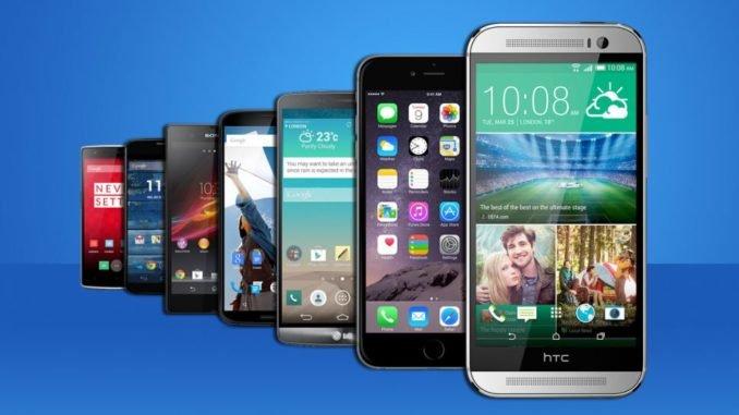 İşte en çok satan akıllı telefon markaları 1