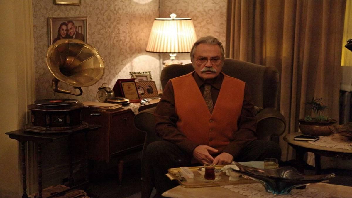 Haluk Bilginer'e Emmy ödülü kazandıran Şahsiyet dizisi