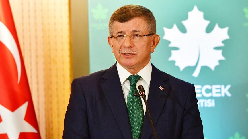 Davutoğlu: Gelecek Partisi'ni herhangi bir ittifakın parçası olmak için kurmadık