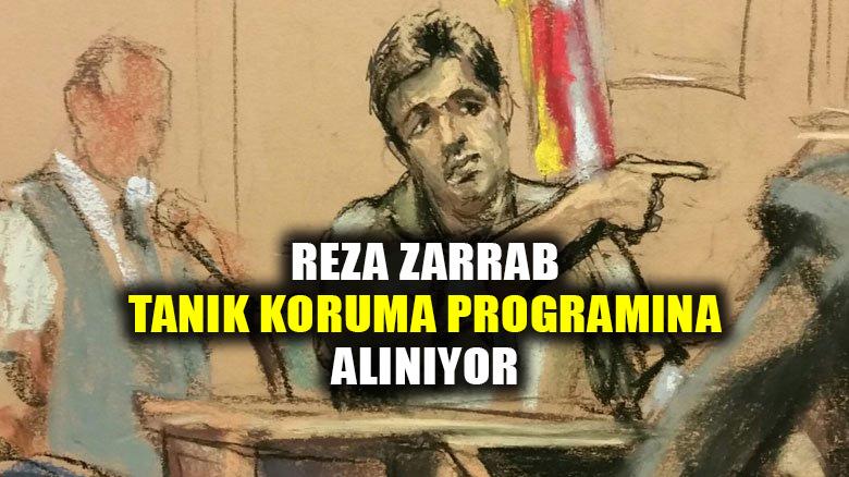 Savcı, Reza Zarrab için tanık koruma programı önerdi!