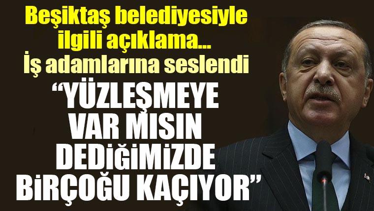 Cumhurbaşkanı Erdoğan: Yüzleşmeye var mısın dediğimizde birçoğu kaçıyor