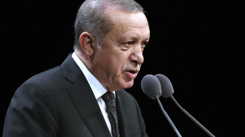 Erdoğan, CHP'li Kaftancıoğlu'nun tweetlerini hedef aldı
