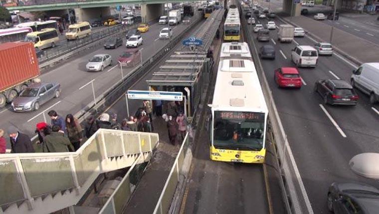 Metrobüs kullanan yolcu sayısı 22 milyon arttı