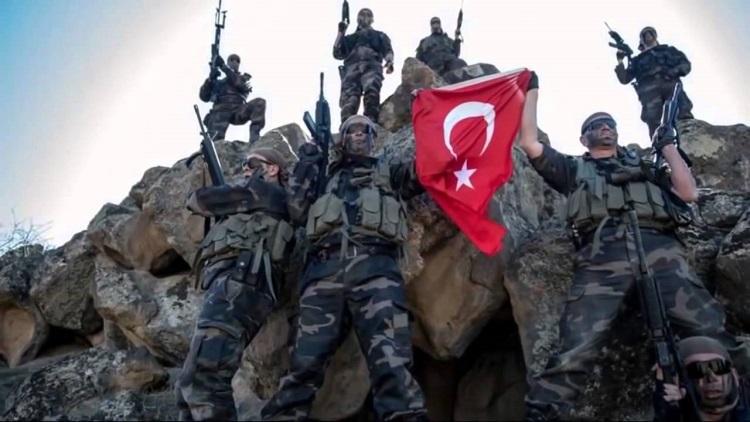 En güçlü ordu: Türk Ordusu!