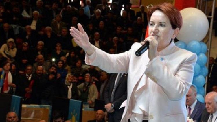 Akşener'den 'çürük yumurta' diyen Erdoğan'a bomba yanıt