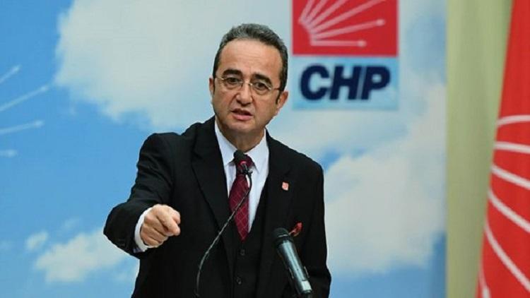 CHP'li Tezcan'dan tüzük açıklaması