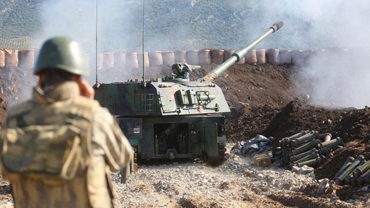 TSK açıkladı: Afrin kent merkezi kuşatıldı