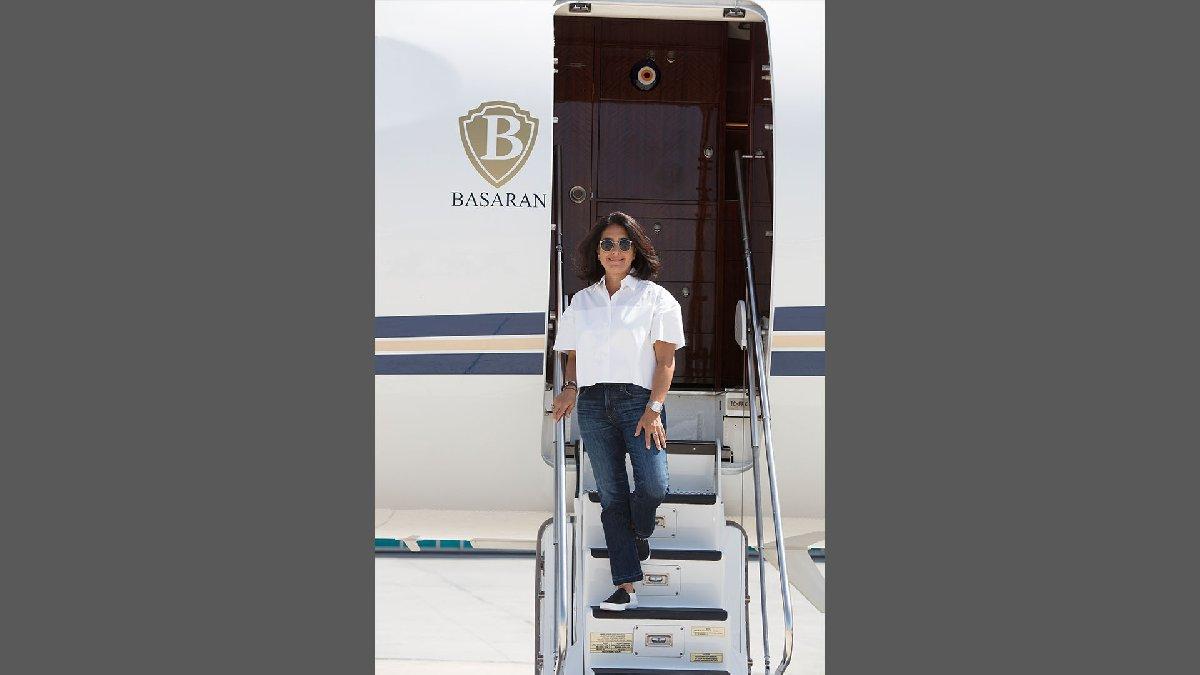 Mina Başaran'ın annesi Beril'le tasarladığı jet mezarı oldu