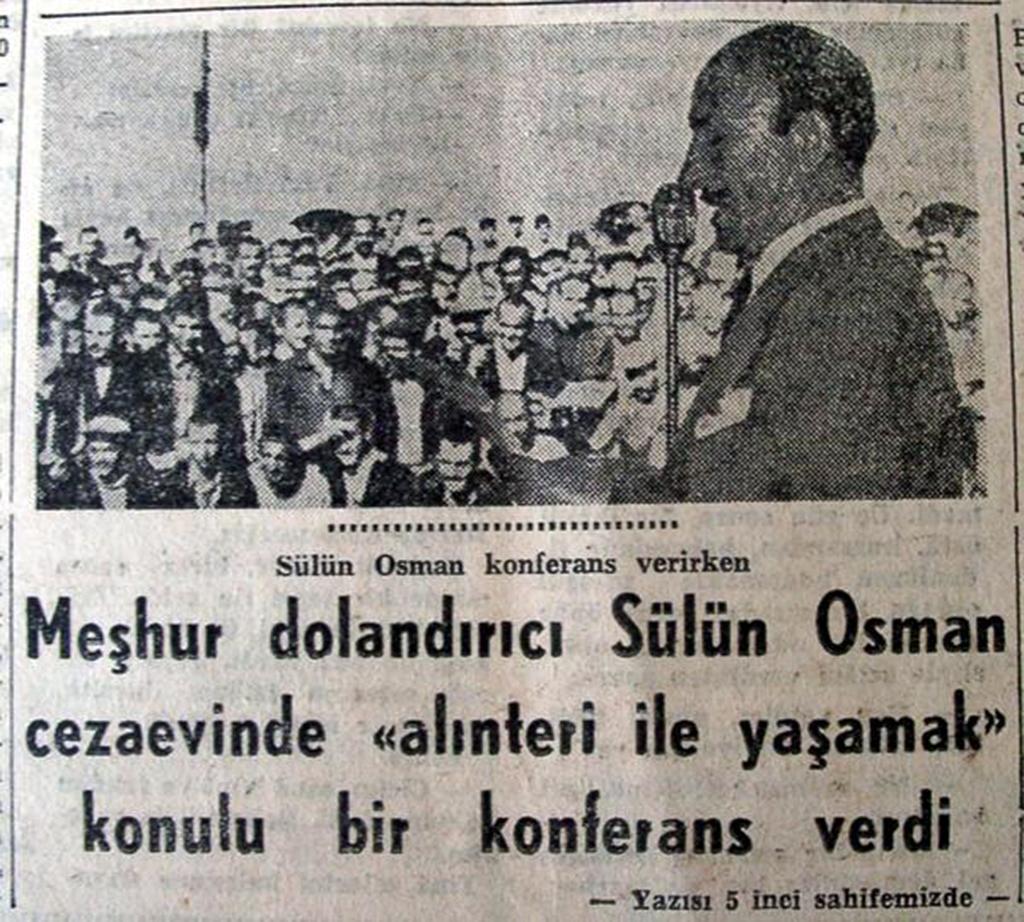 Türkiye'nini en büyük dolandırıcısı