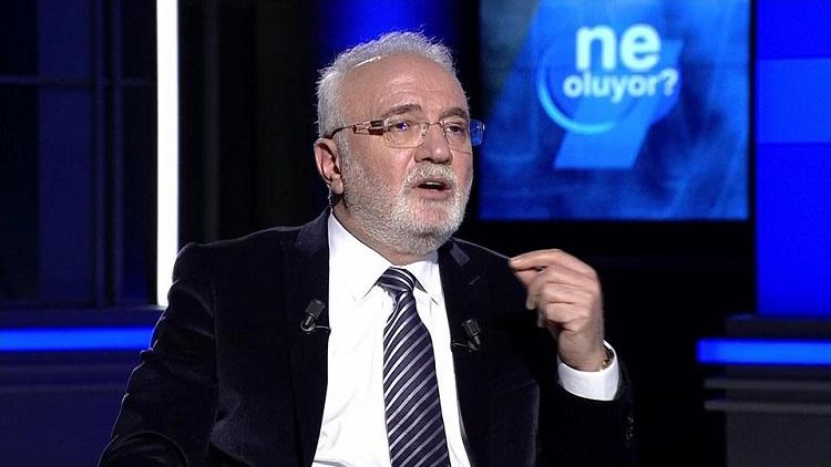 AKP'li Elitaş'tan Şamil Tayyar'a sert cevap!