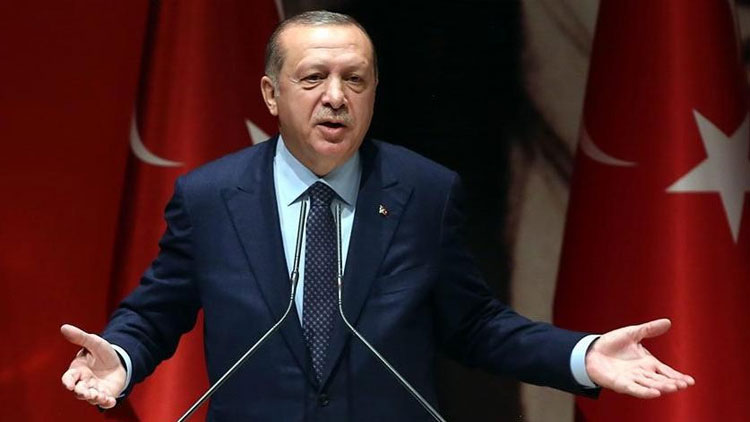 Cumhurbaşkanı Erdoğan: 4 bin 17 terörist etkisiz hale getirildi