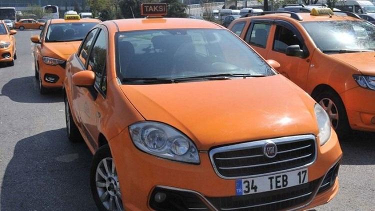 Bakırköy'de bir garip taksi hırsızlığı