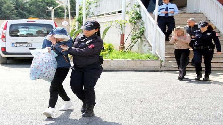 Hatay'da fuhuş çetesine darbe: 18 gözaltı