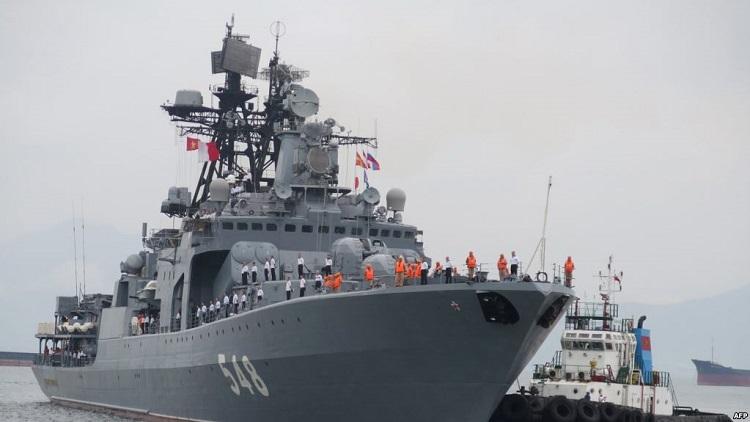Rus gemileri Tartus'taki üsten ayrıldı