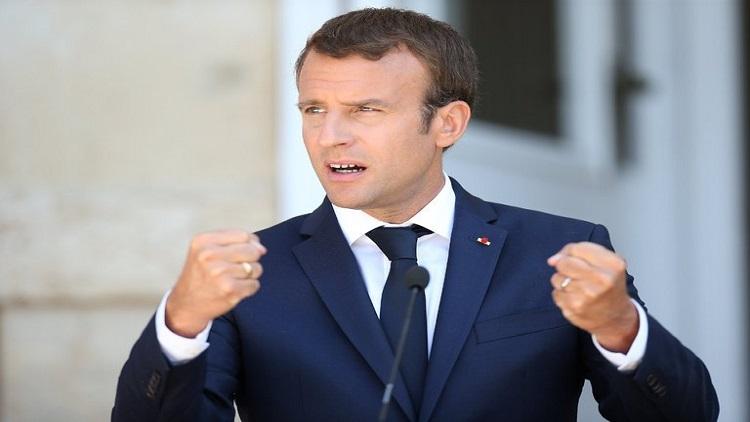 """Macron: """"Esad kimyasal kullandı, kanıt var"""""""