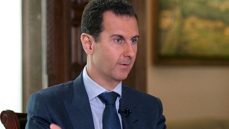 Esad'dan ilk açıklama geldi