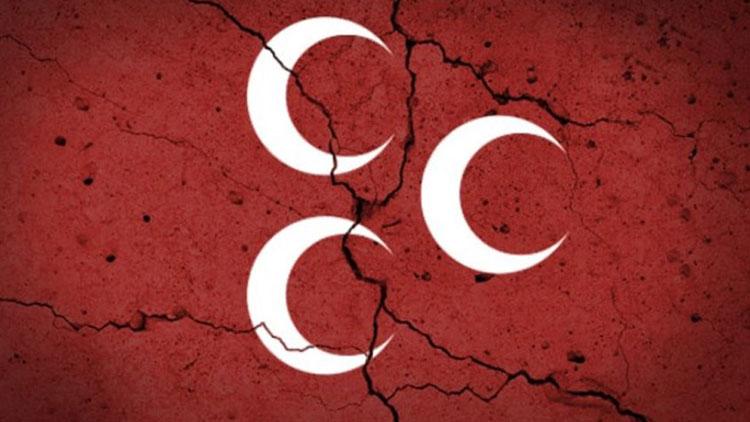İYİ Parti'ye çelenk yollayan 9 MHP'liye ihraç talebi