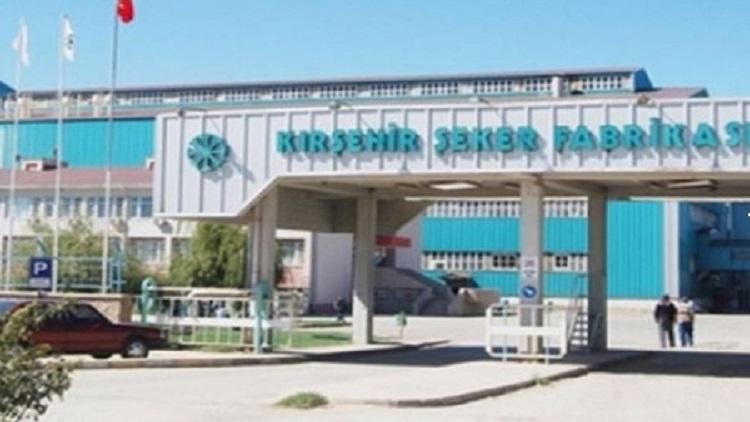 Kırşehir Şeker Fabrikası boşaltılıyor