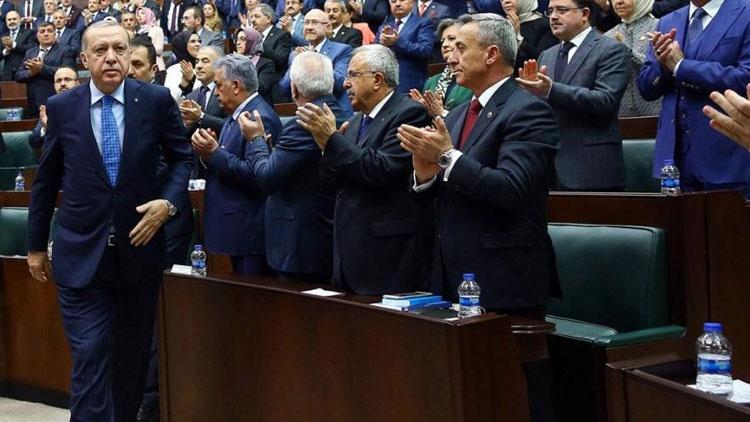 Cumhurbaşkanı Erdoğan kurmaylarını topladı