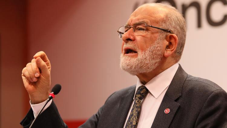 Saadet Partisi erken seçim kararını açıkladı