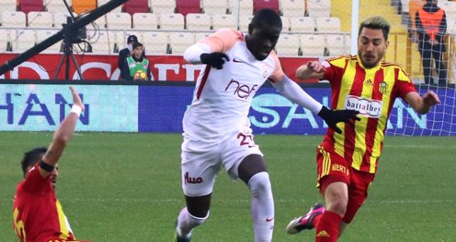 Galatasaray - Evkur Yeni Malatyaspor: 2-0