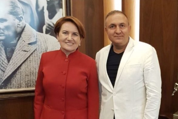 Bahçeli'nin Özel Kalem Müdürü de İYİ Parti'den aday