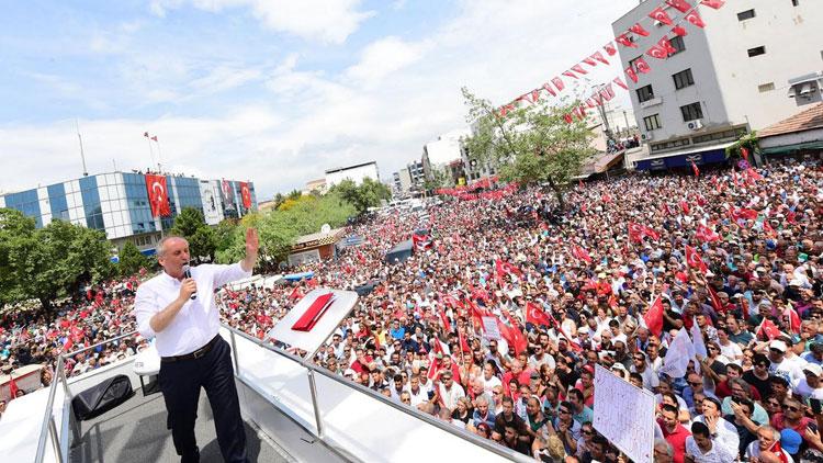 İnce'den Erdoğan'a: Bir daha böyle laf ederse onu meydanlarda perişan edeceğim