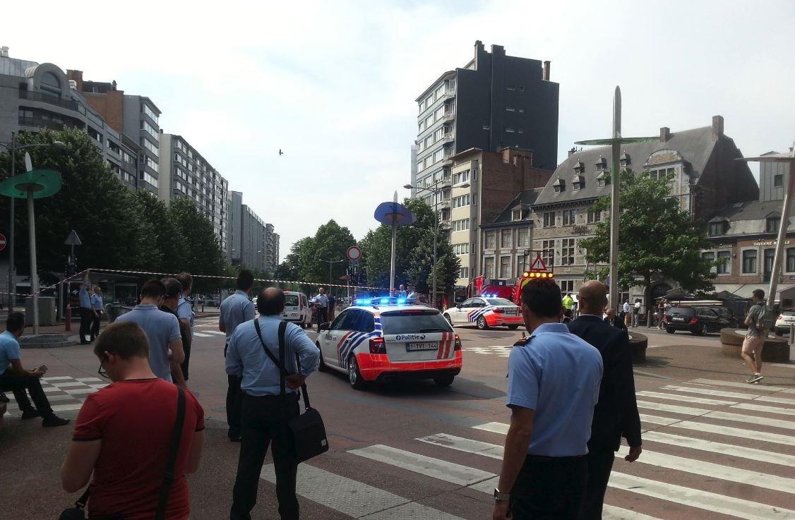 Belçika'da silahlı saldırı… Ölü ve yaralılar var