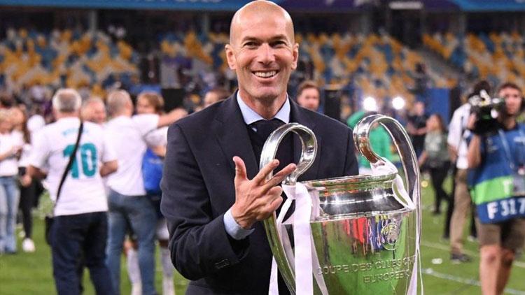 Zinedine Zidane'dan şoke eden istifa açıklaması
