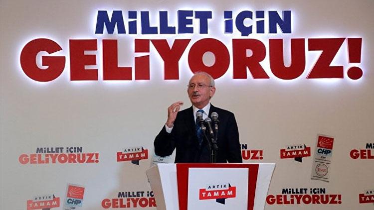 Kemal Kılıçdaroğlu: Bunu diktatörler yapar