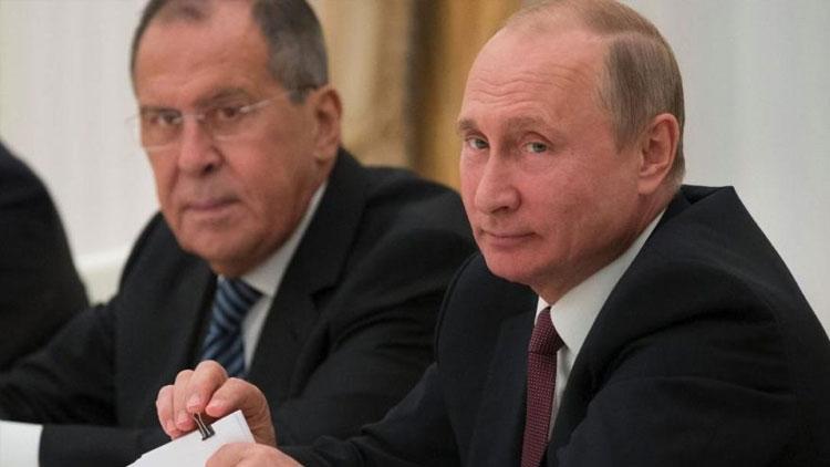 Putin: Suriye'den 1,140 askeri personel ve 13 savaş uçağını geri çektik