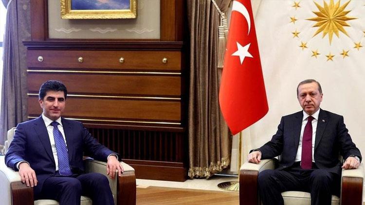 Erdoğan davet etti! Barzani, Ankara'daki törene katılacak
