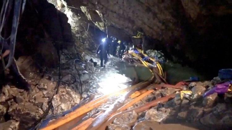 Tayland'da 12 çocuğun mahsur kaldığı mağara müze yapılacak