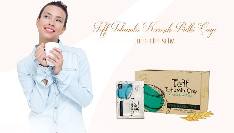 Teff Tohumlu Çay İle Zayıflamak Kolay Mı ?