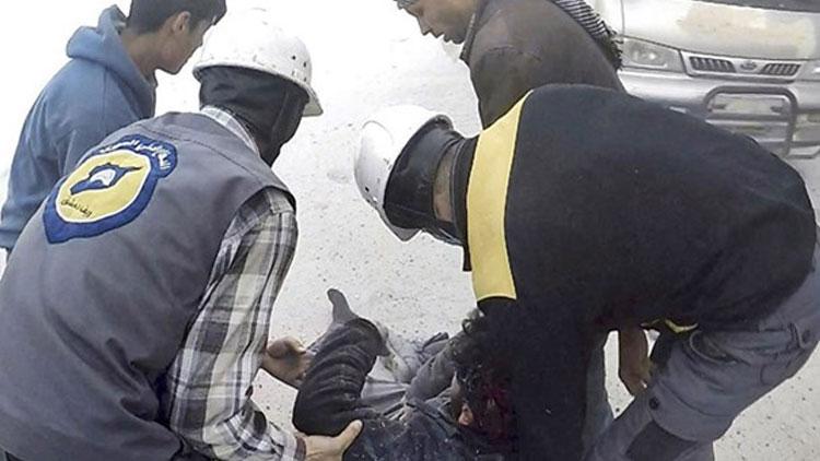 Rusya: İdlib'deki muhalifler, kimyasal saldırı tezgahı için görüntü çekmeye başladı