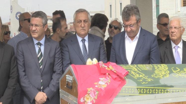 CHP PM üyesi Hakkı Süha Okay'ın kayınvalidesi hayatını kaybetti