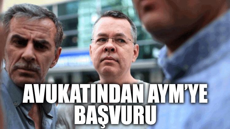 Rahip Brunson'un avukatından AYM'ye başvuru