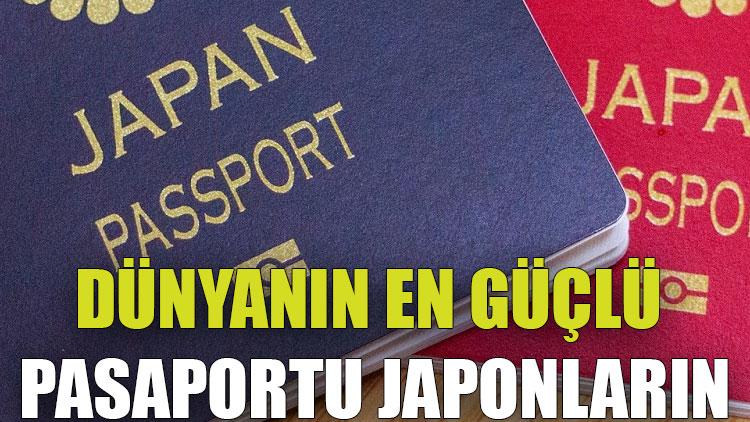 Dünyanın en güçlü pasaportu Japonların