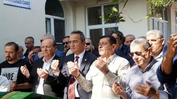 CHP'li Bülent Tezcan'ın acı günü