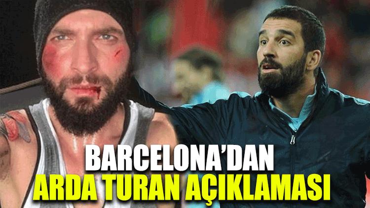 Barcelona'dan Arda Turan açıklaması