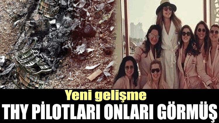 İran'da düşen Türk jetiyle ilgili yeni gelişme