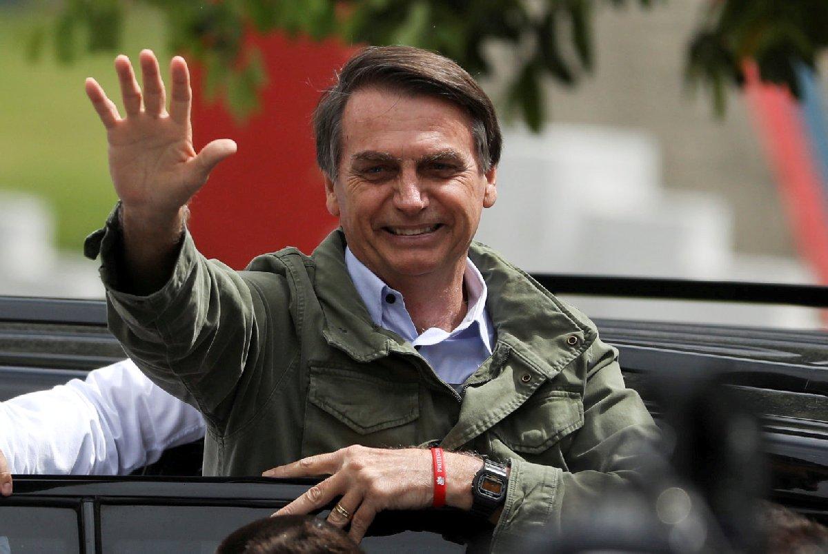 Brezilya'da sandıktan aşırı sağ çıktı