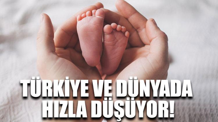 Doğurganlık hızı dünya çapında düşüyor!
